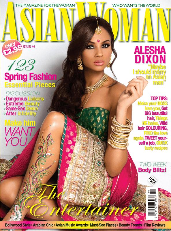 Asian Women Magazines